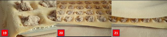ricetta passo passo ravioli di carne 7