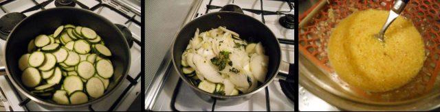 ricetta passo passo frittata di zucchine