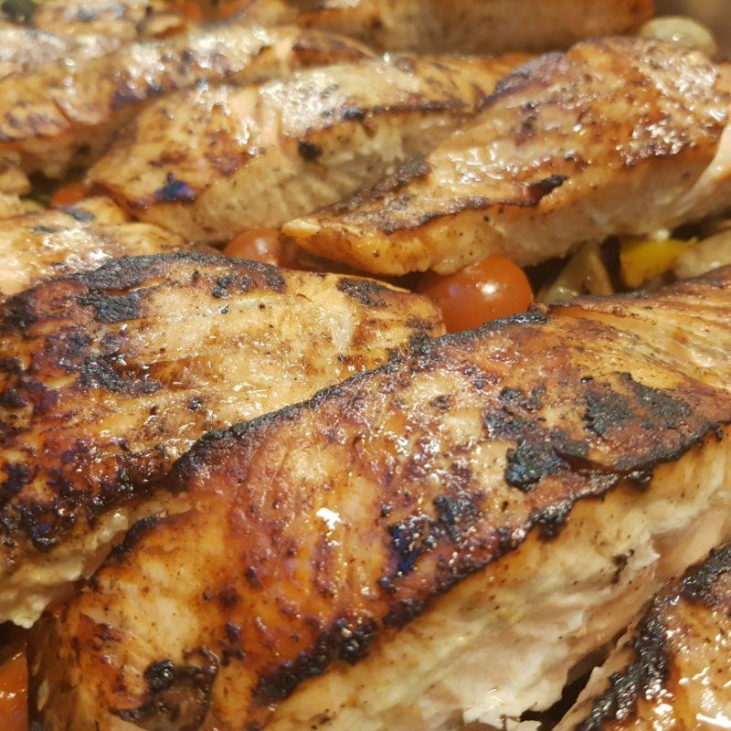 Filetto Di Pesce Persico Ai Ferri Blogboccabuona