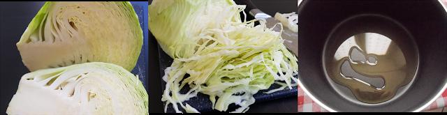 ingredienti di crauti di verza o cavolo cappuccio 1