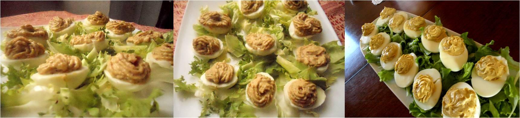 ricetta uova ripiene passo passo 3