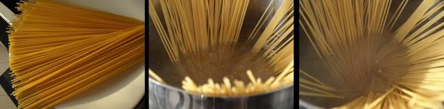 ricetta passo passo spaghetti primavera 2