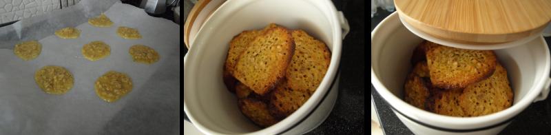 ricetta passo passo biscotti d'avena 2