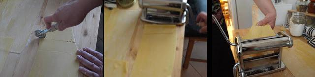 ricetta passo passo pappardelle fatte in casa 2