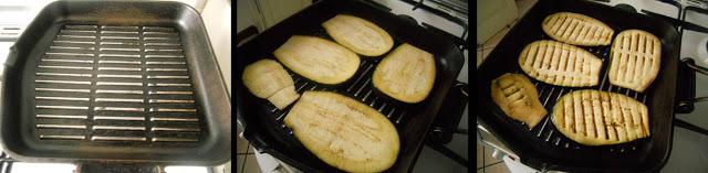 ricetta passo passo melanzane grigliate