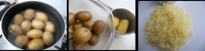 ricetta passo passo gnocchi di patate fatte in casa 1