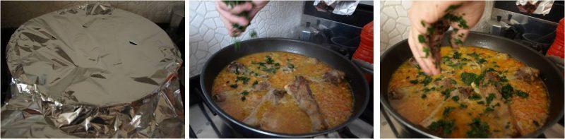 ricetta passo passo paella mista 8