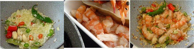 ricetta passo passo zuppa di pesce 3