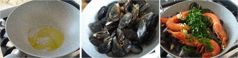 ricetta passo passo zuppa di pesce 5