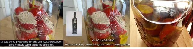 ricetta passo passo peperoncini piccanti ripieni 8