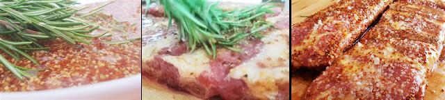 ricetta passo passo costine di maiale al forno1