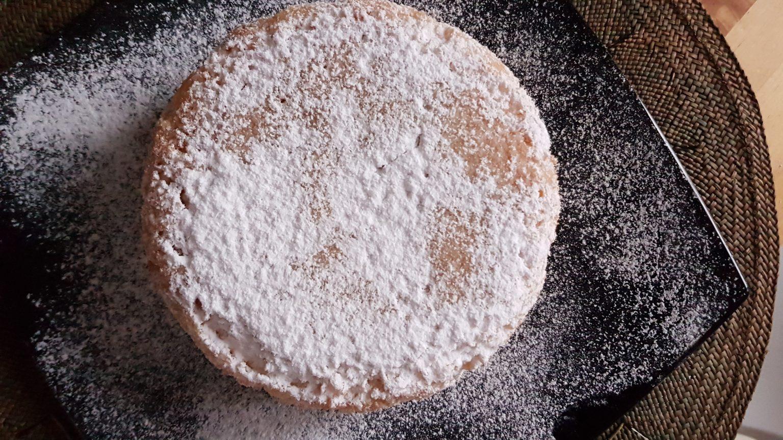 TORTA QUATTRO QUARTI O POUND CAKE