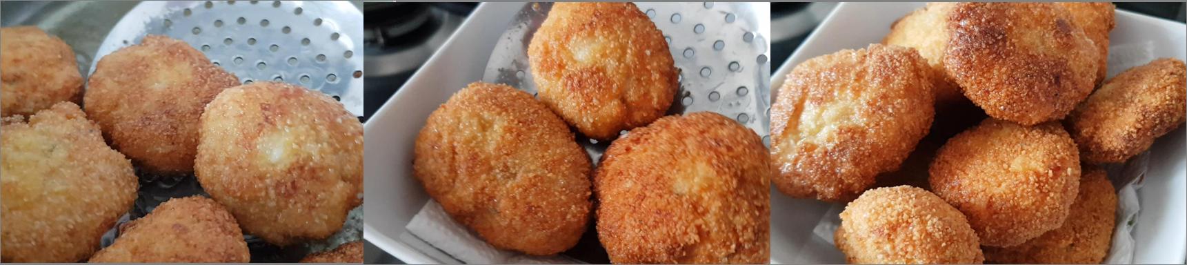 ricetta passo passo nuggets di pollo 4