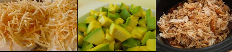 ricetta passo passo zuppa messicana 5