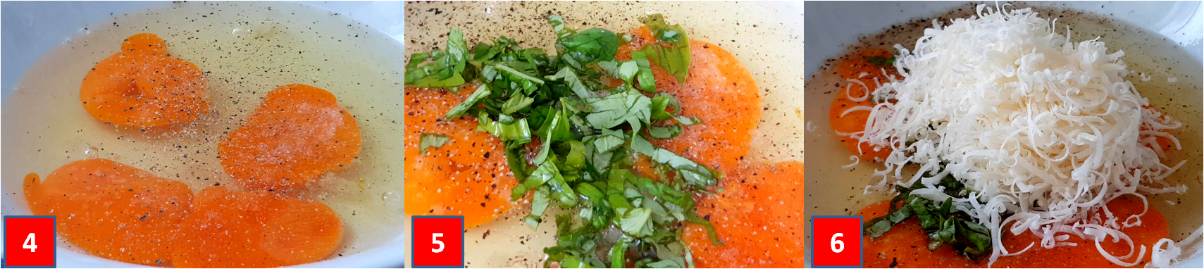 Ricetta passo passo torta salata di asparagi e crescenza1