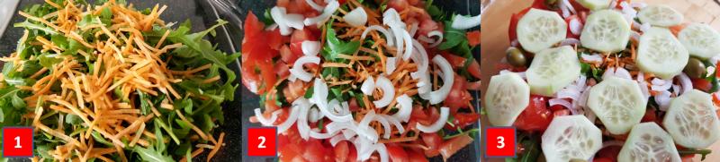 ricetta passo passo insalata misata alle fragole