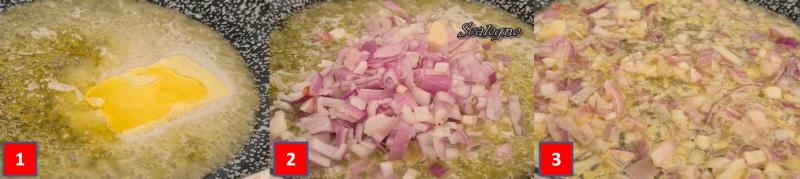 ricetta passo passo lonza di maiale in agrodolce all'ananas 1
