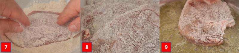 ricetta passo passo lonza di maiale in agrodolce all'ananas 3