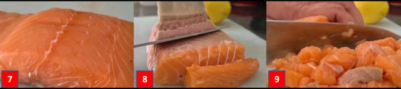 ricetta passo passo risotto al salmone