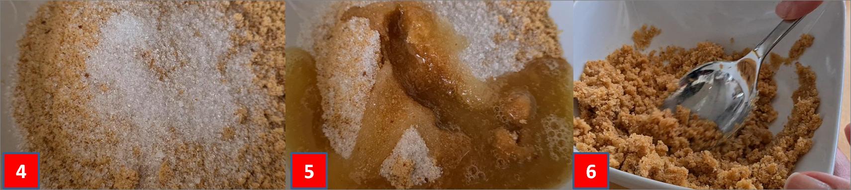 ricetta passo passo minicheescake 2