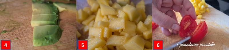 ricetta paso passo poke bowl