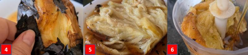 ricetta passo passo di gnocchi con melanzane e stracciatella