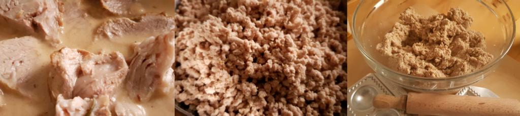 ricetta passo passo ravioli di brasato in salsa di brasato