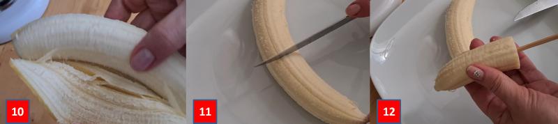 ricetta churro banana 1