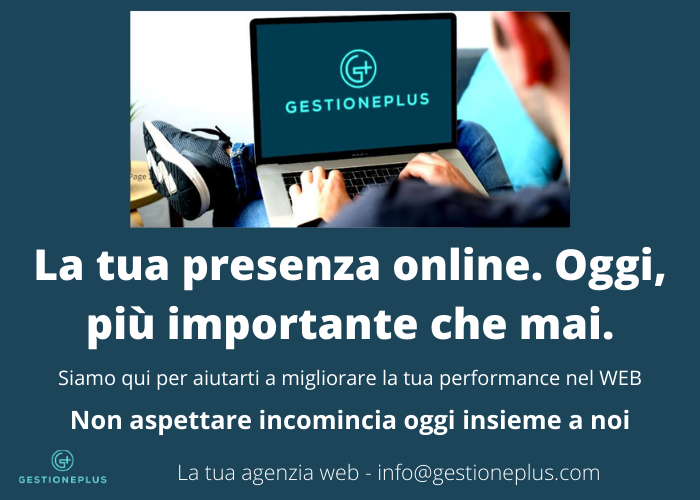 POP UP- GESTIONE PLUS