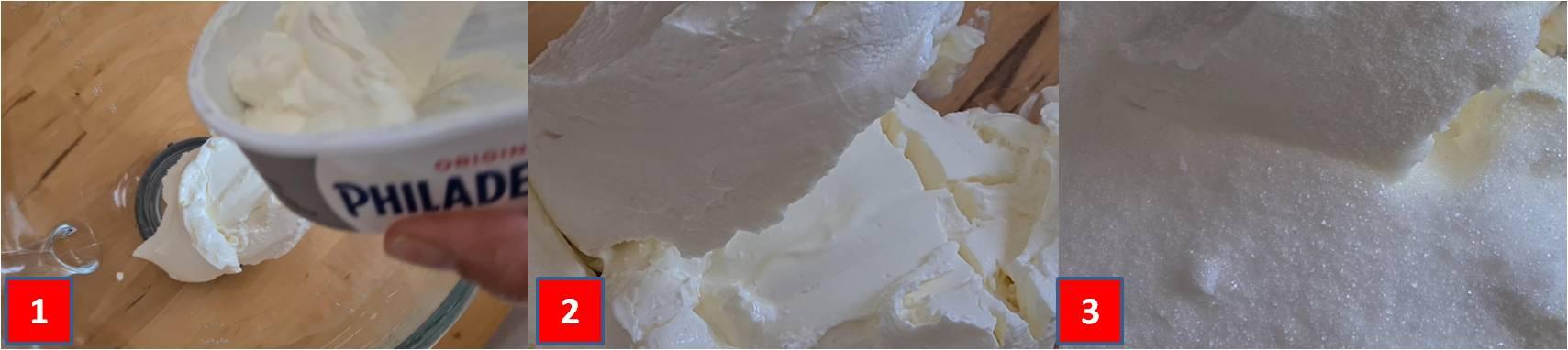 ricetta torta al formaggio passo passo 1